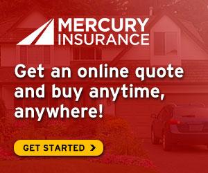 Mercury Get online quote banner